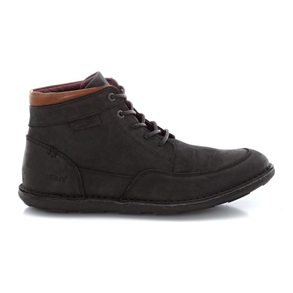 Swiforrys Lace-Up Leather Boots