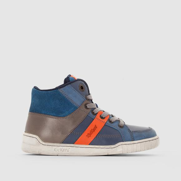 WINCUT Leather Trainers