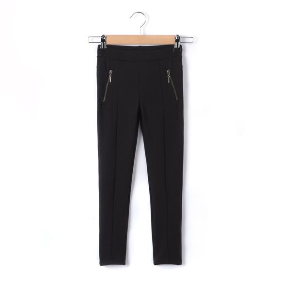 Jeggings with Elasticated Waist