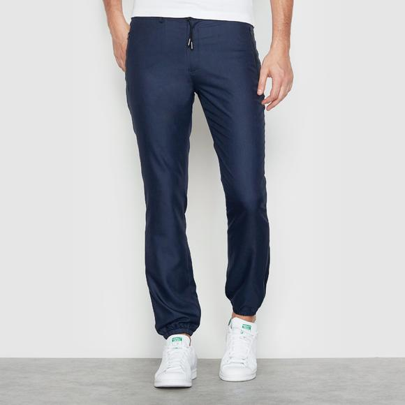 Joggers with Elasticated Hems