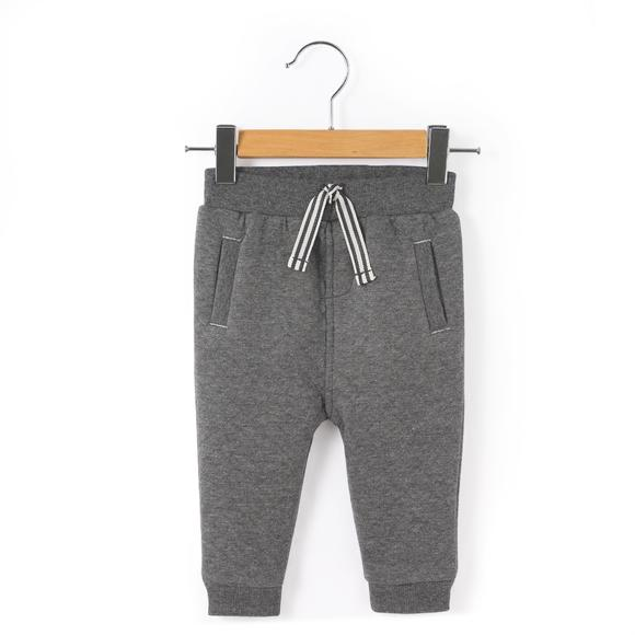 Quilted Joggers, 1 Month - 3 Years