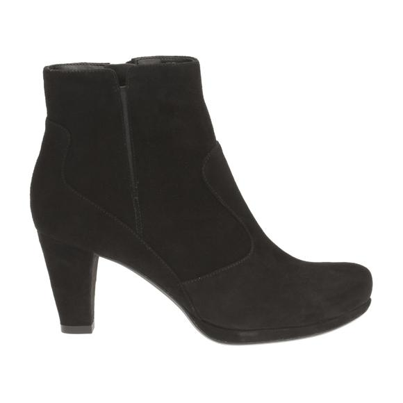 Chorus Zen Suede Leather Ankle Boots