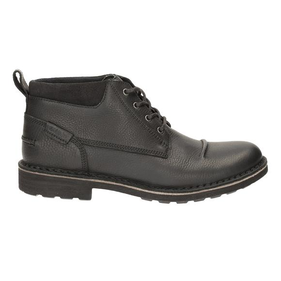 Lawes Top Leather Ankle Boots