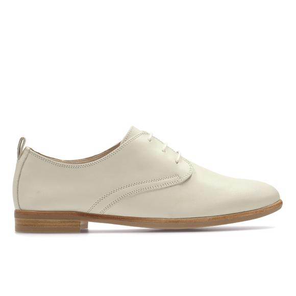 Alania Posey Leather Brogues